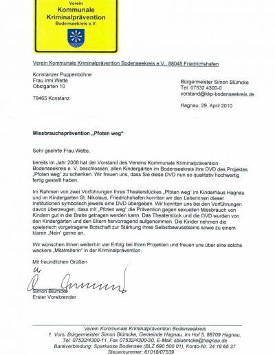Kommunale Kriminalprävention Bodenseekreis