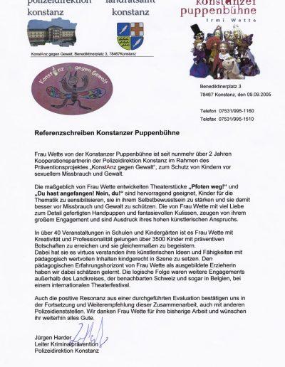 Polizeidirektion Konstanz