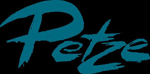 PETZE Logo